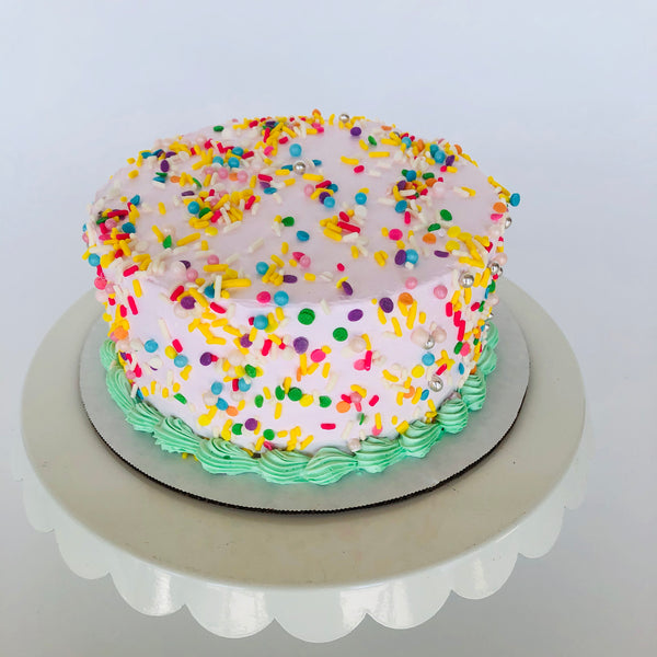 Mini Spring Joy Ice Cream Cake