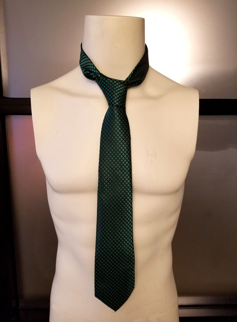 Dark Green Necktie