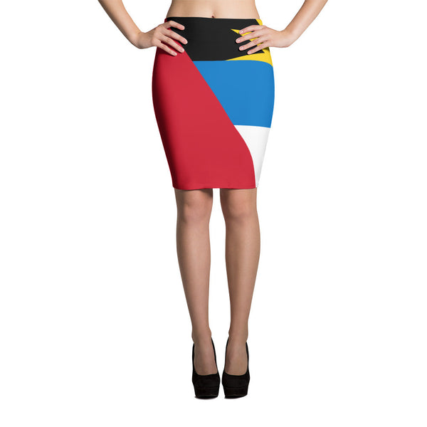 AG Patriot Pencil Skirts by JoJo (11102019-PS) - I WEAR JOJO