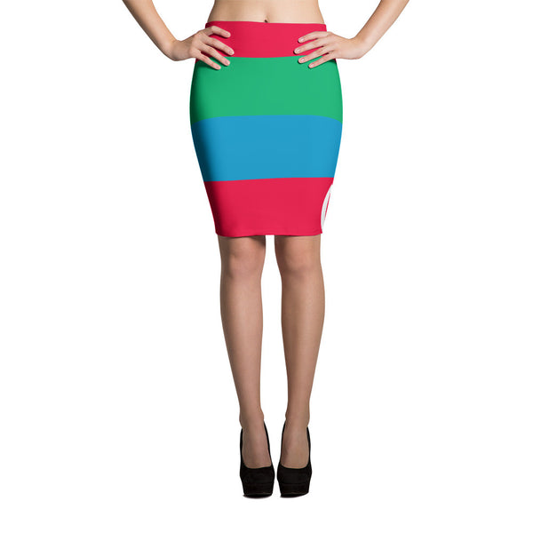 AZ PATRIOT Pencil Skirts (71101014) - I WEAR JOJO