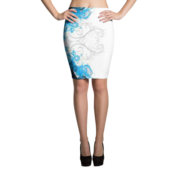 Liliana Pencil Skirts by JoJo (11102097-PS) - I WEAR JOJO