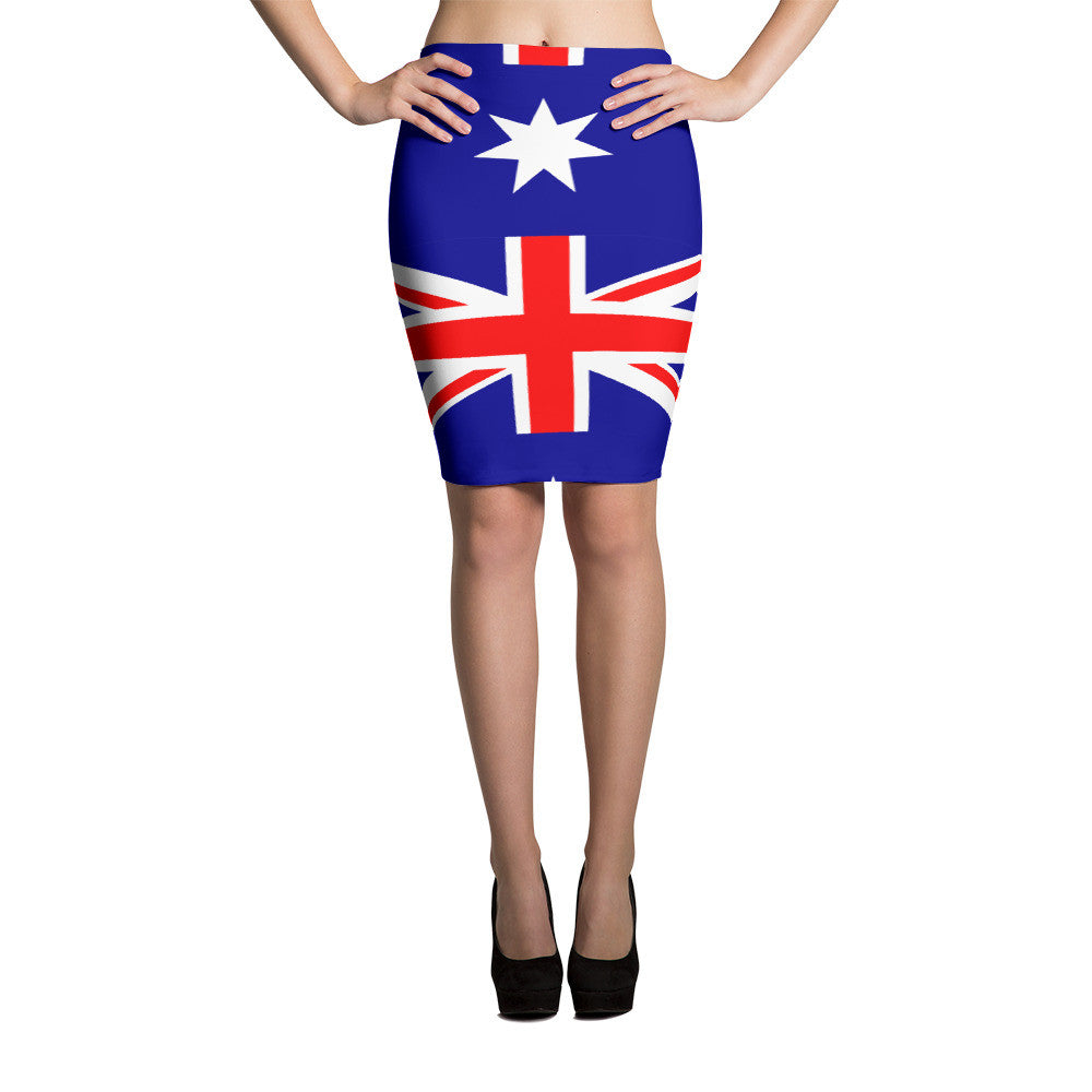 AU PATRIOT Pencil Skirts (71101013) - I WEAR JOJO