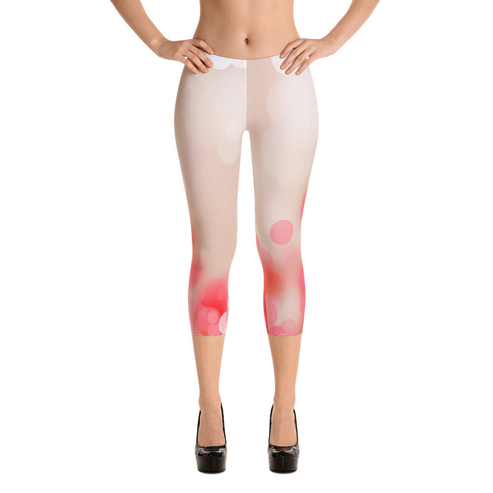 Miya Workout/Exercise Capri Leggings by JoJo (11102197-C) - I WEAR JOJO