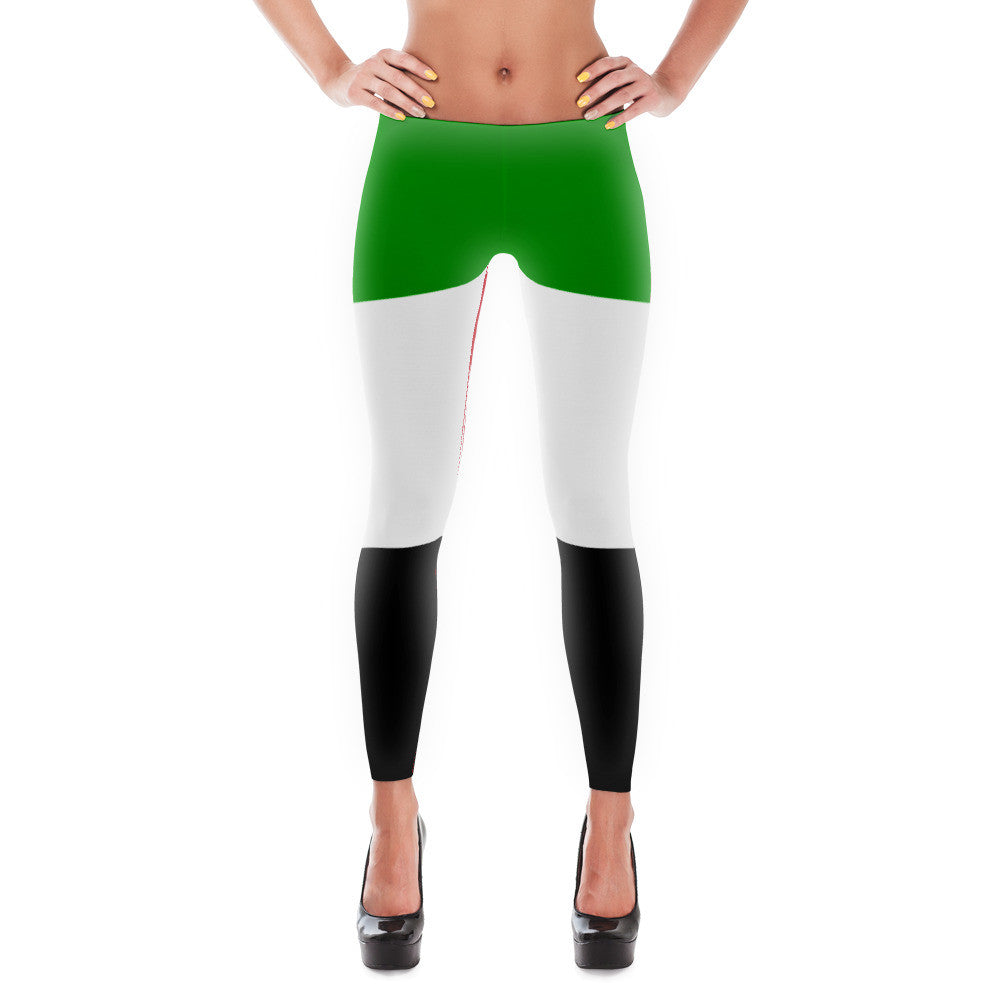 AE Patriot Leggings by JoJo (11102002-L) - I WEAR JOJO
