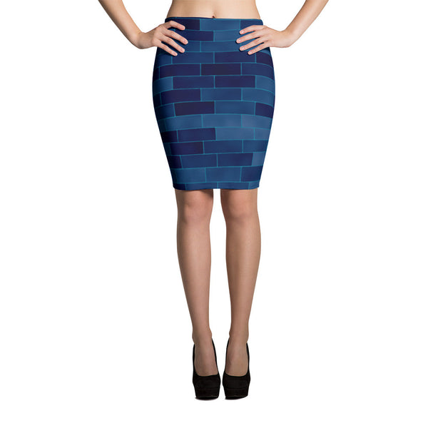Alondra Pencil Skirts by JoJo (11102153-PS) - I WEAR JOJO