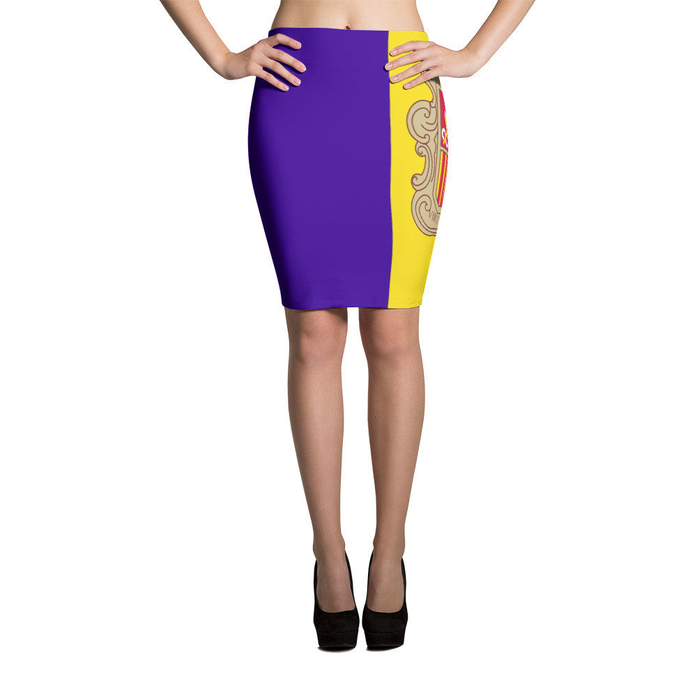 AD PATRIOT Pencil Skirts by JoJo (71101003) - I WEAR JOJO