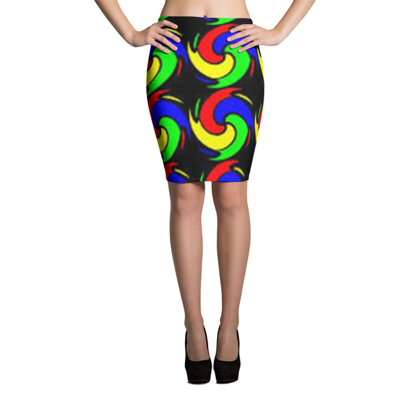 Izabelle Pencil Skirts by JoJo (11102186-PS) - I WEAR JOJO