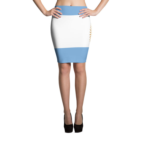 AR PATRIOT Pencil Skirts (71101011) - I WEAR JOJO