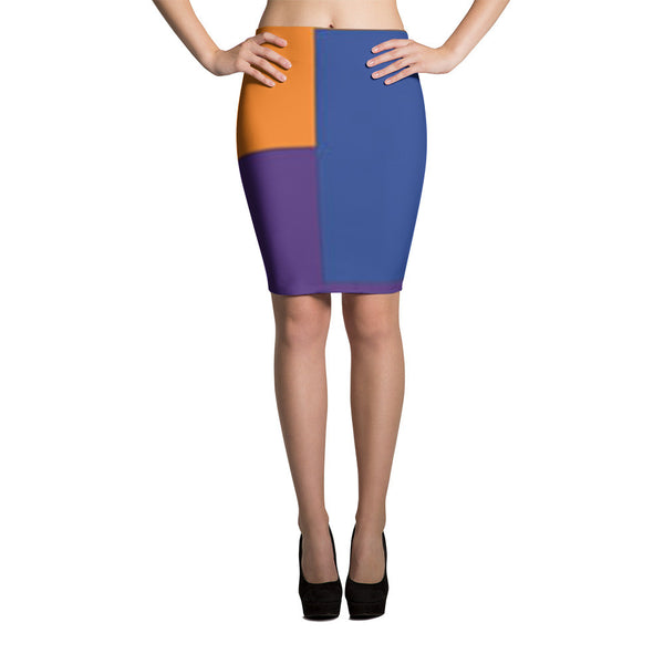 Ana Pencil Skirts by JoJo (11102161-PS) - I WEAR JOJO