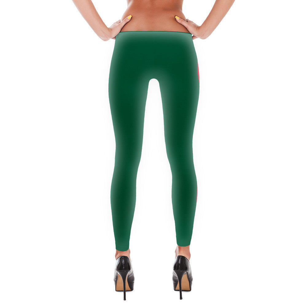 BD PATRIOT Leggings by JoJo (11102014-L) - I WEAR JOJO