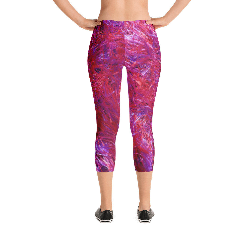Ashly Exercise/Workout Capris by JoJo (11102188-C) - I WEAR JOJO