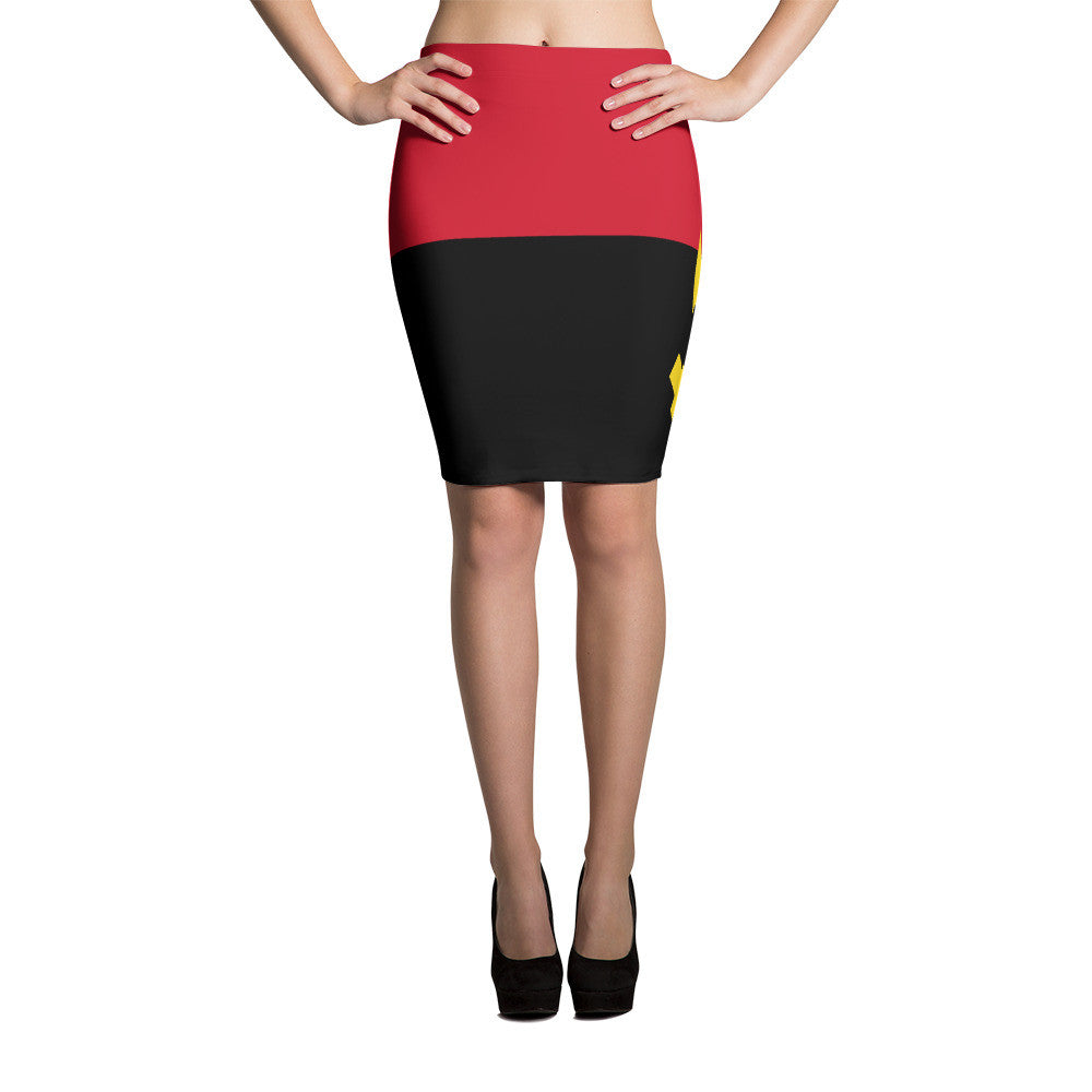 AO PATRIOTS Pencil Skirts (71101010) - I WEAR JOJO