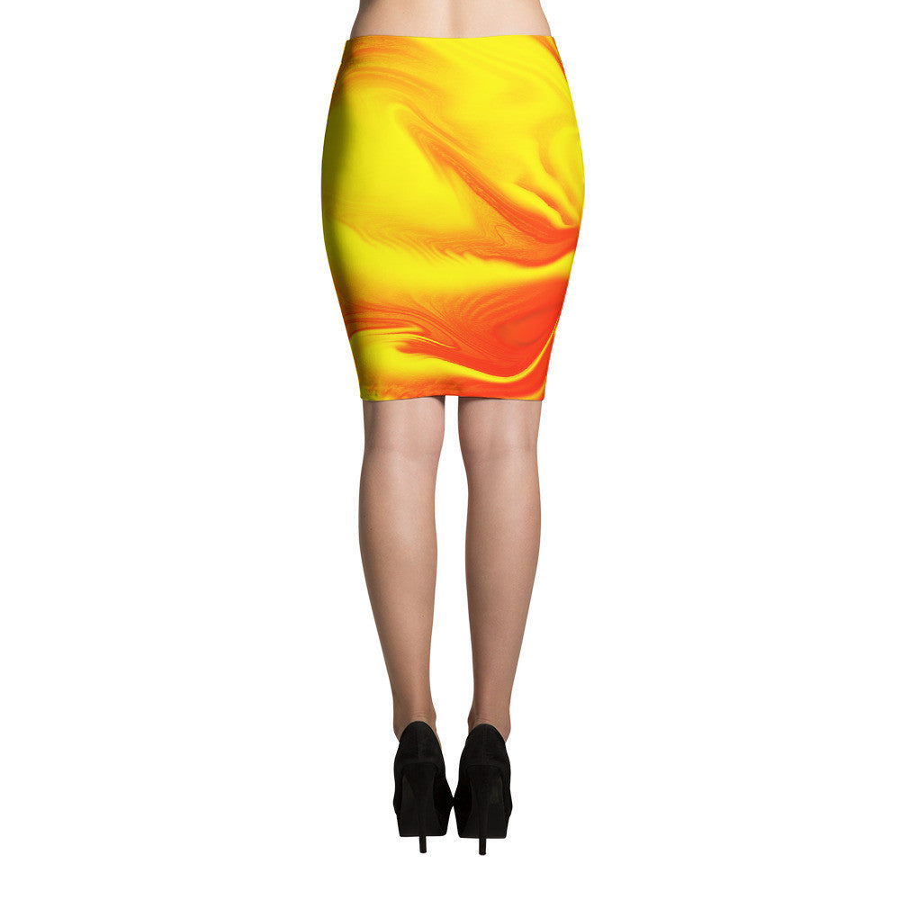 Lavaworks Pencil Skirts by JoJo (71101042) - I WEAR JOJO