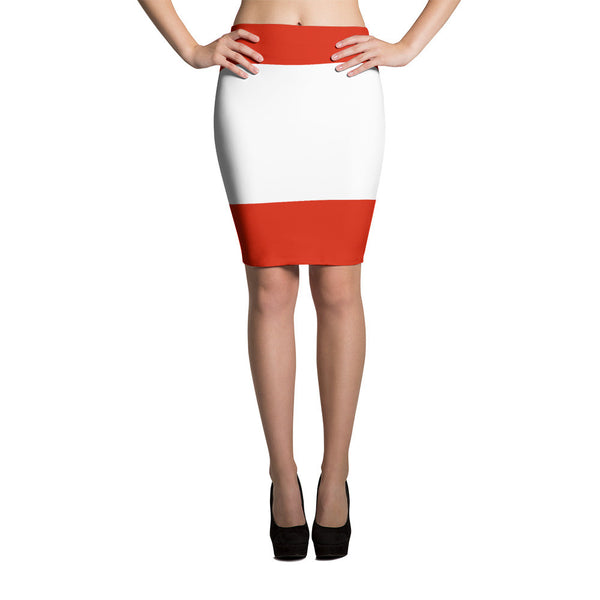 AT PATRIOT Pencil Skirts (71101012) - I WEAR JOJO
