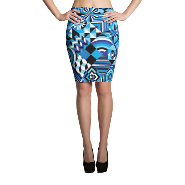 Shelby Pencil Skirts by JoJo (11102095-PS)