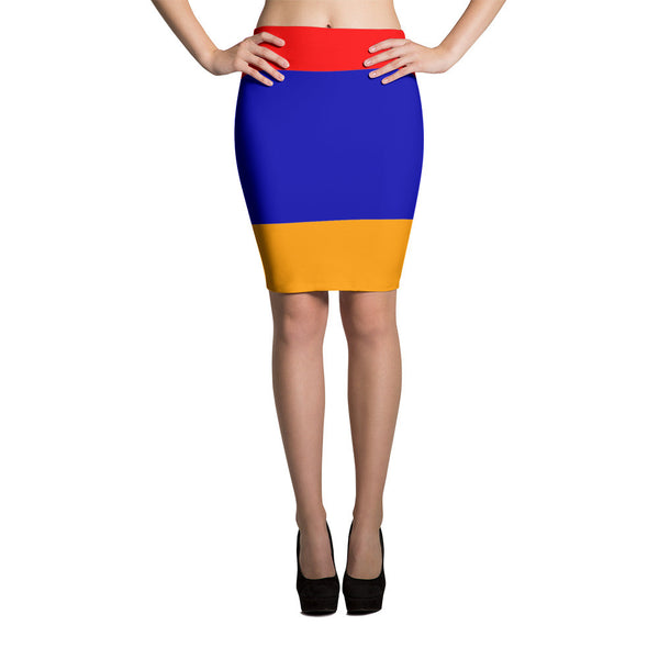 AM PATRIOT Pencil Skirts (71101009) - I WEAR JOJO
