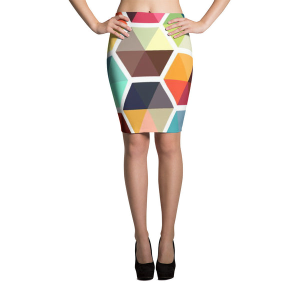 Elisa Pencil Skirts by JoJo (11102164-PS) - I WEAR JOJO