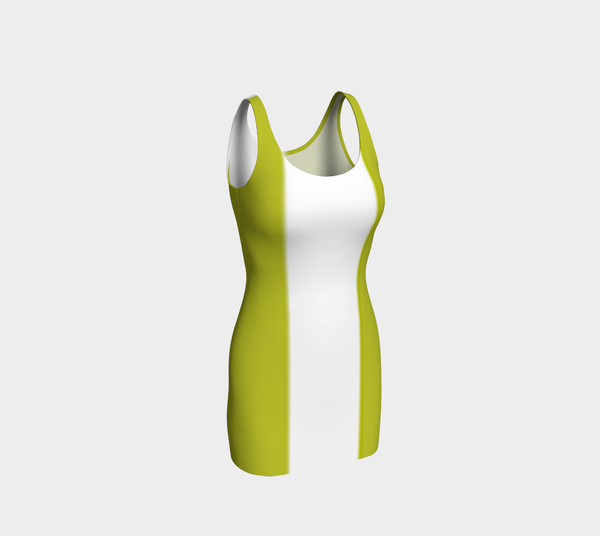 Limey Way Bodycon Dress by JoJo (1170030-B) - I WEAR JOJO
