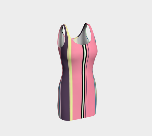 Kennedy Bodycon Dress by JoJo (11102142-B) - I WEAR JOJO