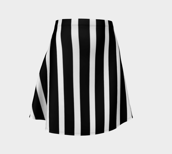 All Striped Out Flare Skirt by JoJo (1170002-FS) - I WEAR JOJO