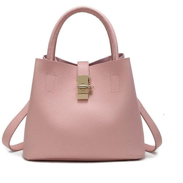 2017 Ladies Hand Bags Famous Brand Bags Handbags Women Fashion Leather Shoulder Bags Designer Women Big Messenger Bags Purse - I WEAR JOJO