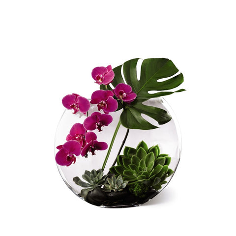 Le bouquet Defining Moments™ Luxury de FTD® - VASE INCLUS