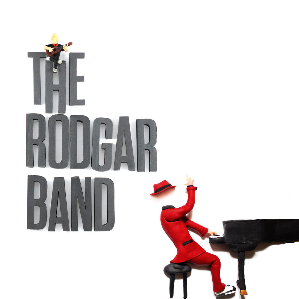 The RodgarBand - Audio CD