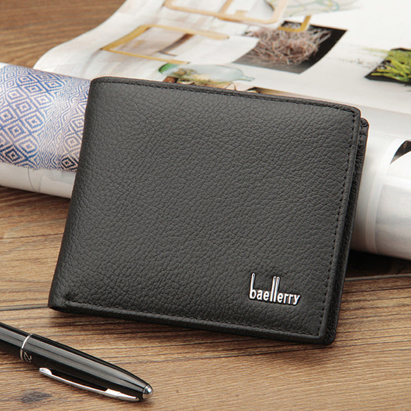 Soft Leather Wallet - SHVEN
