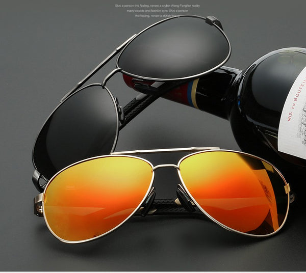 Polarized  Aviator Sunglasses - SHVEN