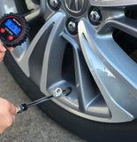 DIYCO D3 Digital Tire Inflator with Pressure Gauge - diycopro.com