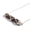agarwood necklace