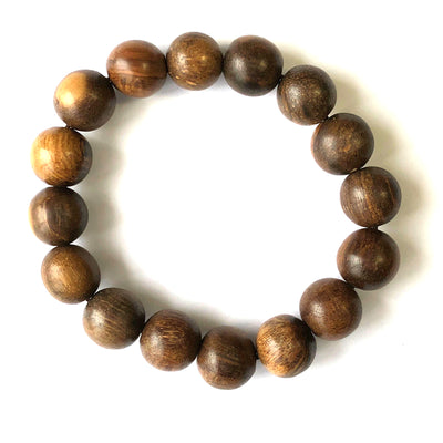 Mens Agarwood Bracelet