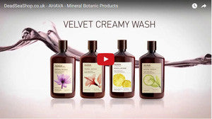 AHAVA - Mineral Botanic Products