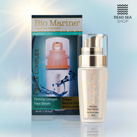 Sea Of Spa - Bio Marine - Firming Collagen Face Serum - deadseashop.co.uk