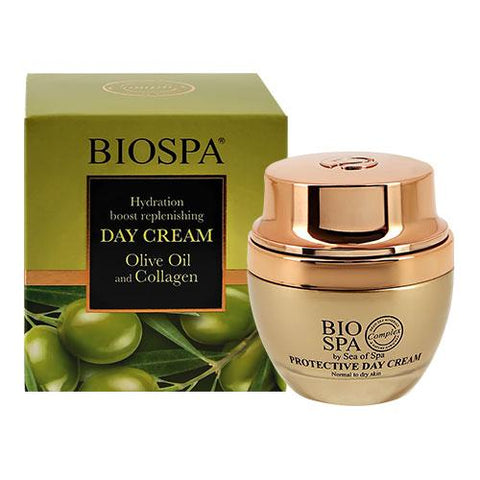 Day Cream with Olive Oil & Collagen