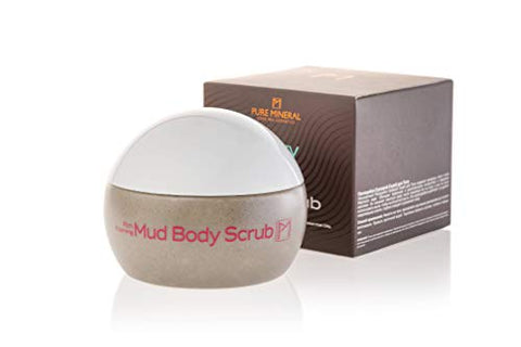 Foaming Body Mud Scrub