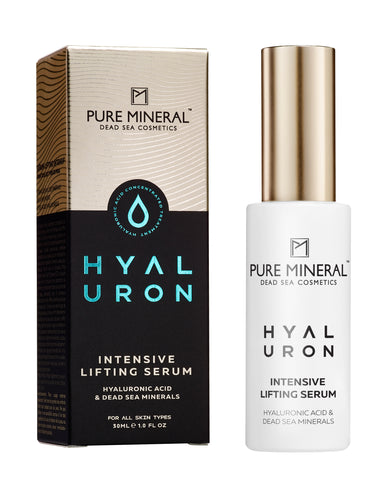 Pure Mineral Hyaluron Intensive Lifting Serum - deadseashop.co.uk