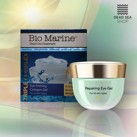 Sea Of Spa - Bio marine - Eye Firming Collagen Gel - deadseashop.co.uk