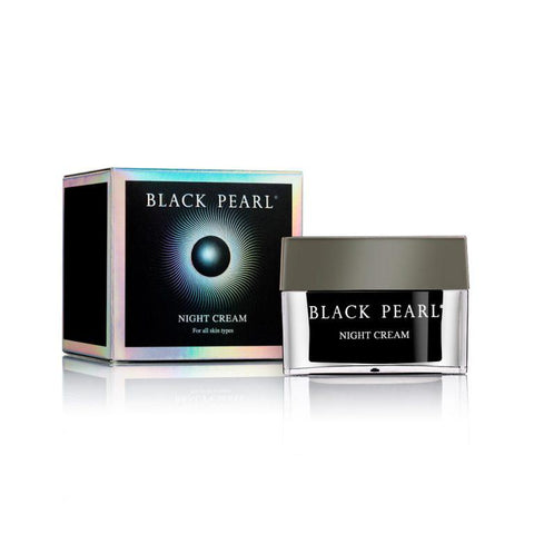 Black Pearl - Nourishing Night Cream - deadseashop.co.uk