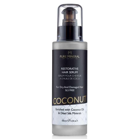 Pure Mineral Coconut Serum - deadseashop.co.uk