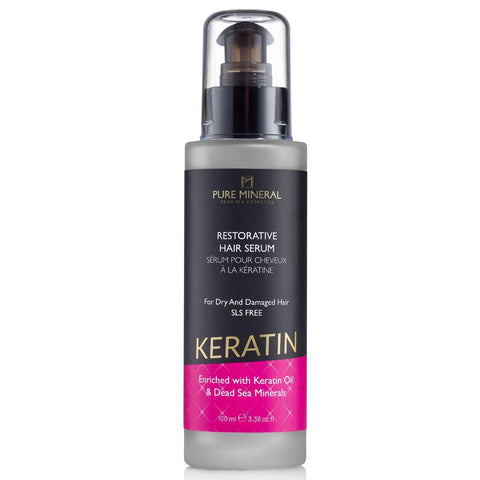 Pure Mineral Keratin Serum - deadseashop.co.uk