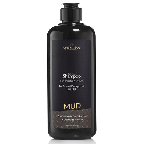 Mud Hair Shampoo