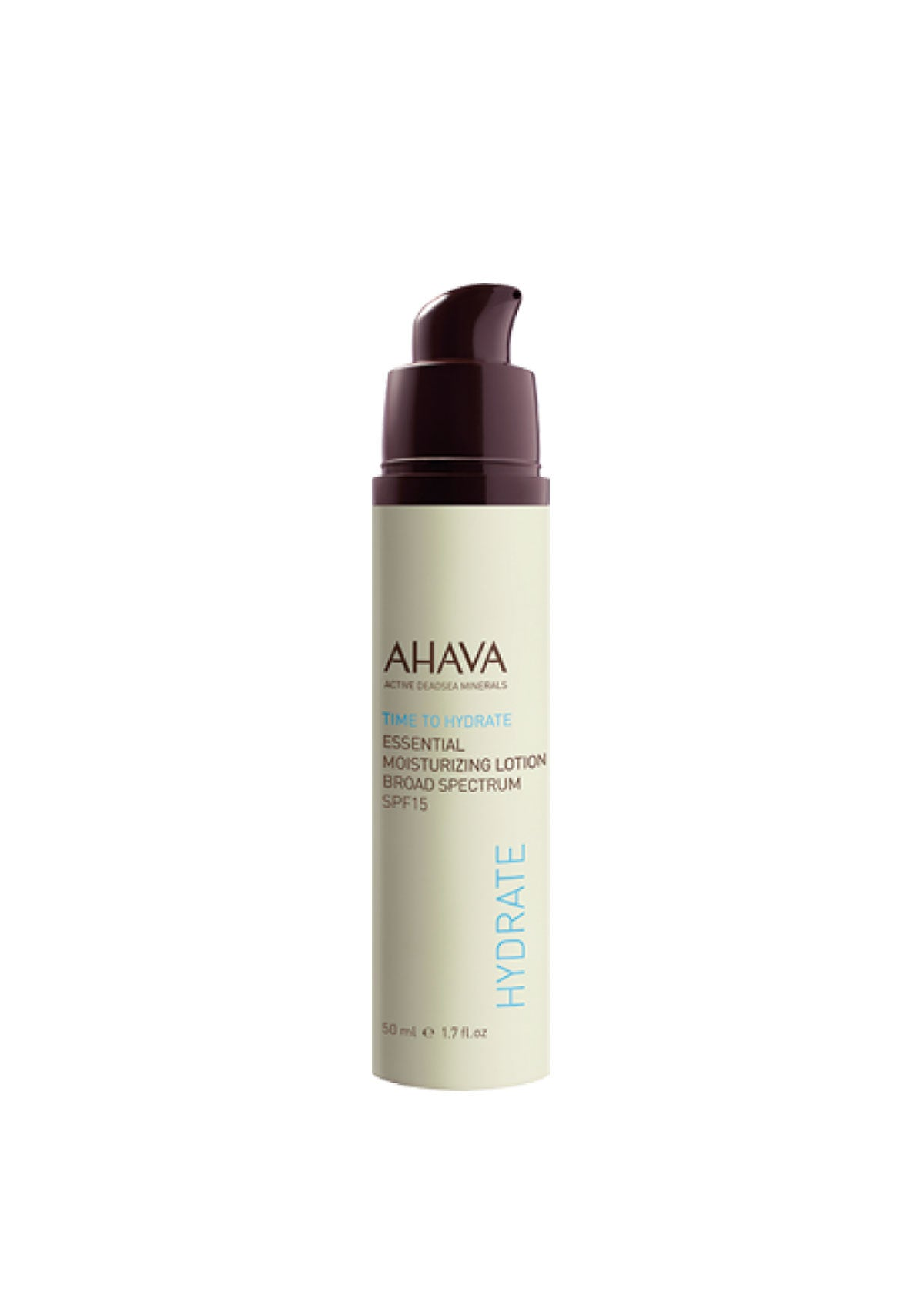 AHAVA - Essential Moisturizing Lotion Broad Spectrum SPF 15 - DeadSeaShop.co.uk