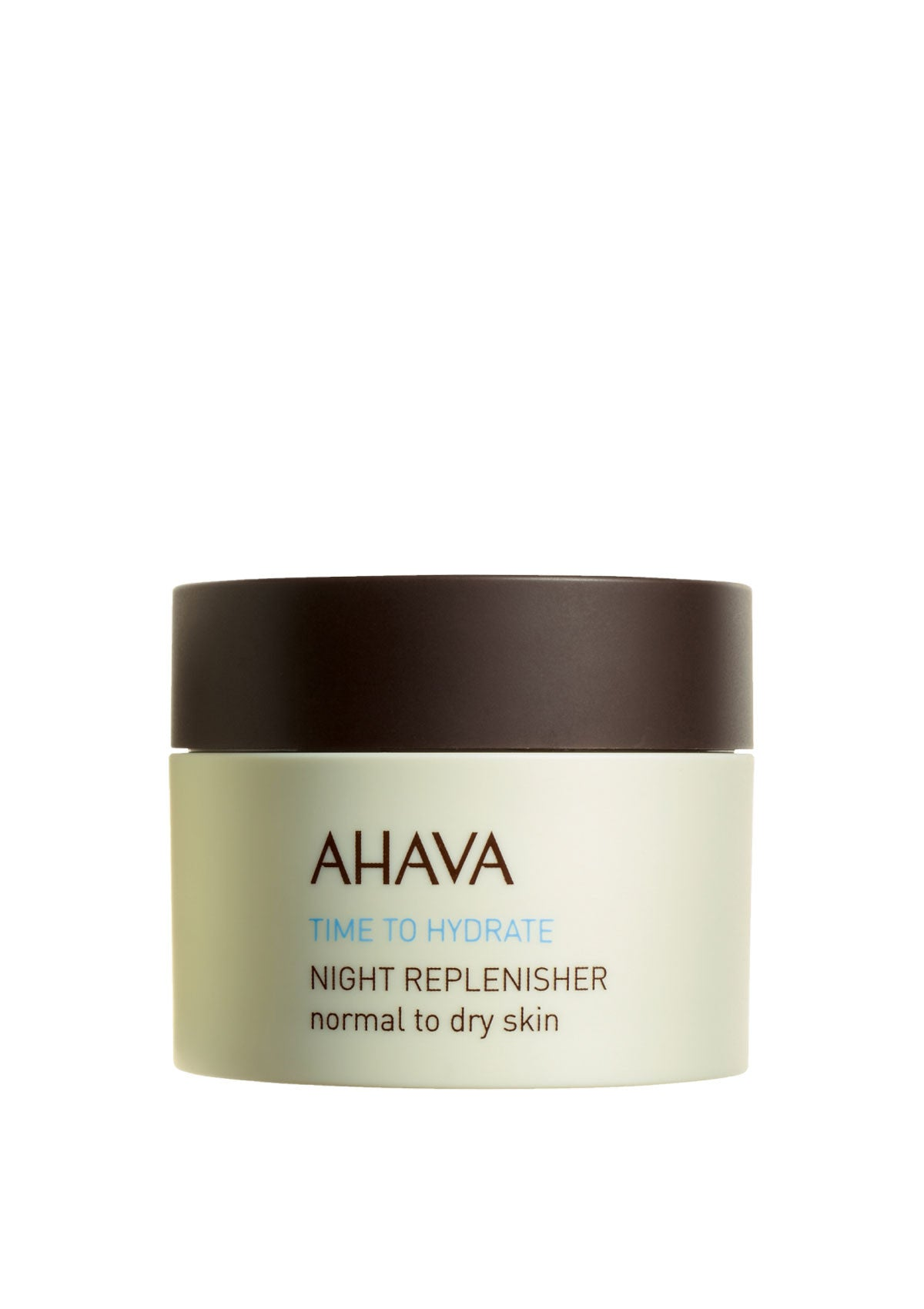 AHAVA - Night Replenisher - Normal To Dry Skin - DeadSeaShop.co.uk