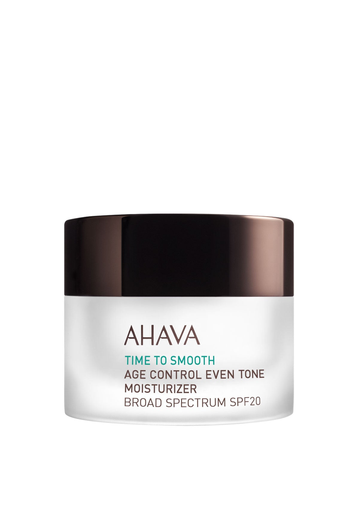 AHAVA - Age Control Even Tone Moisturizer Broad Spectrum SPF 20 - DeadSeaShop.co.uk