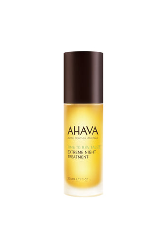 AHAVA - Extreme Night Treatment - DeadSeaShop.co.uk