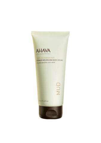 AHAVA - Dermud Nourishing Body Cream - DeadSeaShop.co.uk