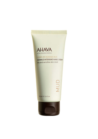 AHAVA - Dermud Intensive Hand Cream - DeadSeaShop.co.uk