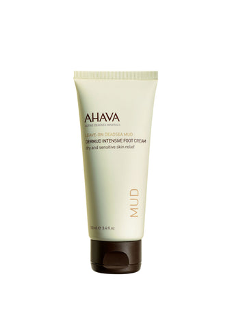 AHAVA - Dermud Intensive Foot Cream - DeadSeaShop.co.uk