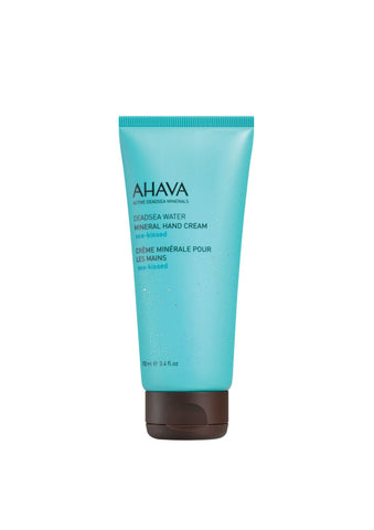 AHAVA - Mineral Hand Cream - Sea-kissed - DeadSeaShop.co.uk